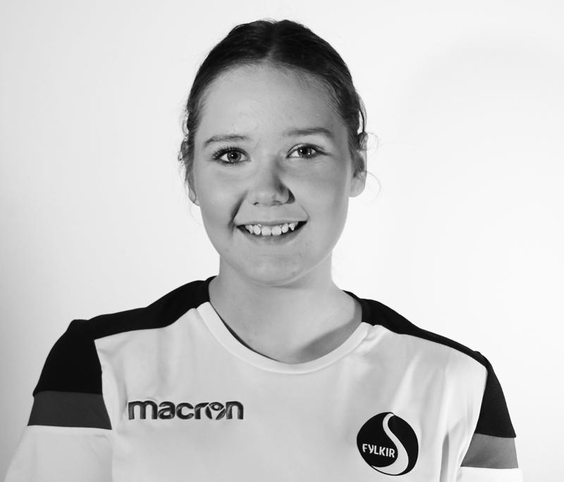 Stefanía Diljá Edilonsdóttir
