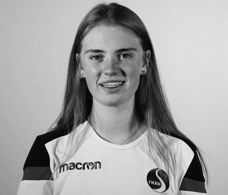 Sara Antonía Daníelsdóttir