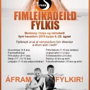 Námskeið Fimleikadeild Fylkis